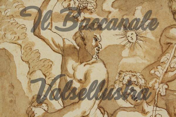 Menu del baccanale con Sangiovese, il gusto dei ricordi venerdì 22 Ristorante Valsellustra